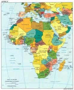 mapa de africa interactivo mapa pol 237 tico 193 frica ms s 225 nchez