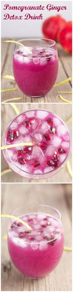 Food Network Everyone Is Talking About This Detox by 17 Best Ideas About Pomegranates On