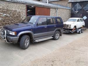 Isuzu Owners Forum Isuzu Trooper Owners Club Uk View Topic The Saab