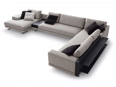 MONDRIAN Corner sofa Mondrian Collection by Poliform