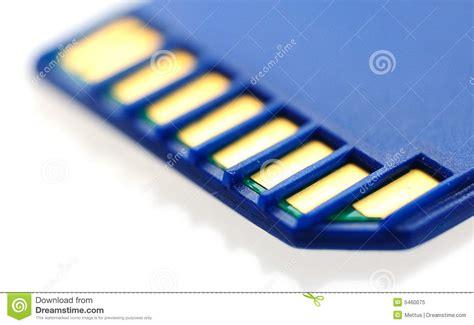 Memory Macro macro of sd card royalty free stock photo image 5460075