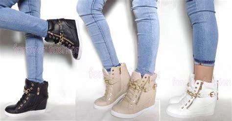 scarpette con zeppa interna sneakers donna scarpe sportive con senza zeppa interna