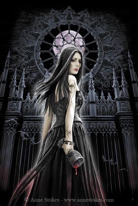 Home Fantasy Design Inc by Gothic Siren Anne Stokes Photo 25670171 Fanpop