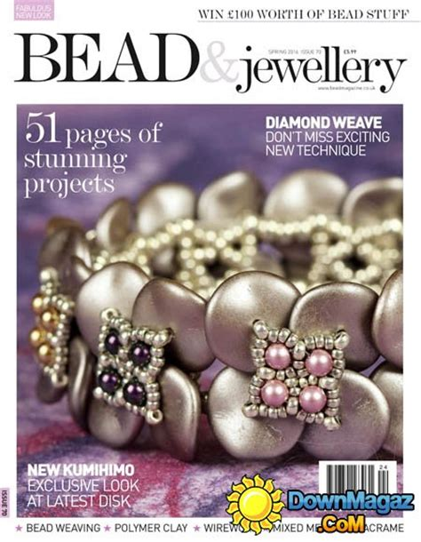 jewelry magazines free bead jewellery 2016 187 pdf magazines