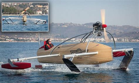 the open boat was inspired by which of the following wfoil albatross powerboat inspired by ww1 planes flies