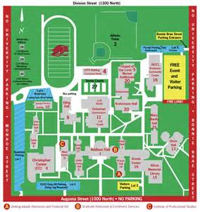 University Of Chicago Campus Map by Map Of University Of Chicago With Ryerson Pictures To Pin
