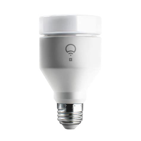 Ir Led Light Bulb Lifx Lifx Infrared 75w Equivalent A19 Multi Color Dimmable Wi Fi Smart Led Light Bulb With