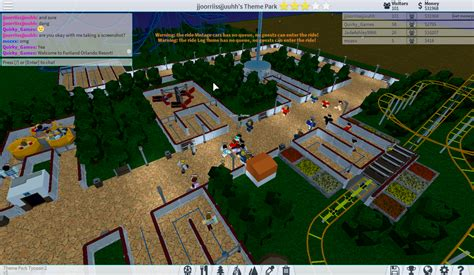 theme park tycoon augustus 2016 roblox gamer club