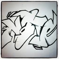 quick nate sketch graffiti sketchbook blackbook ink