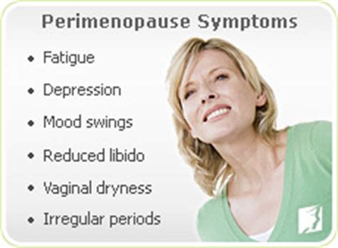 irregular periods mood swings perimenopause 34 menopause symptoms com