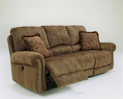 Chenille Reclining Sofa Best Reclining Sofa For The Money Linden Chenille