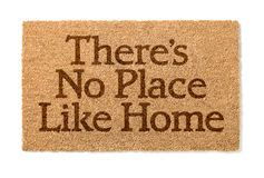 Theres No Place Like 127001 Door Mat For It Geeks by Welcome Mat Stock Photos Royalty Free Pictures