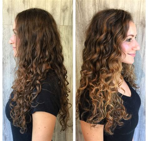 Picking Colors by Hand Painting Hair Balayage Color Specialists