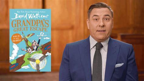 David Blaines Great Escape Again by David Walliams Introduces S Great Escape
