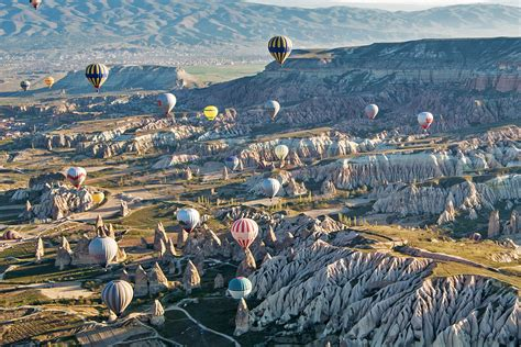 travel view trip cappadocia in turkey