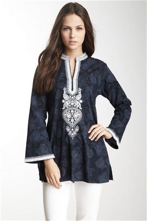 sheela print sequin tunic by sulu collection on hautelook fashion events