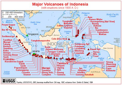 volcano usa map global volcanism program papandayan