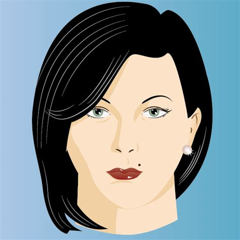 tutorial vector face photoshop modeling the human face in illustrator