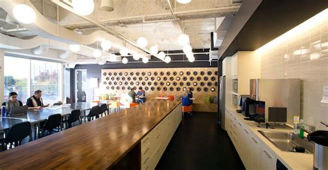 World Kitchen Headquarters 7 office kitchens guaranteed to make you jealous