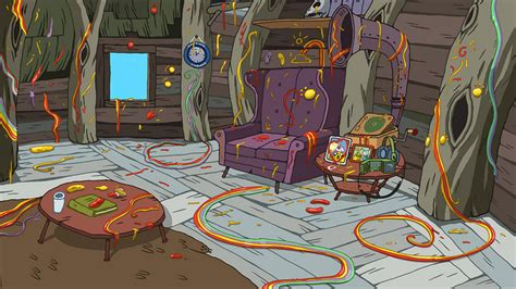 Finn And Jake S Living Room Image 5388046210 9df0e2a919 Z Jpg Adventure Time Wiki