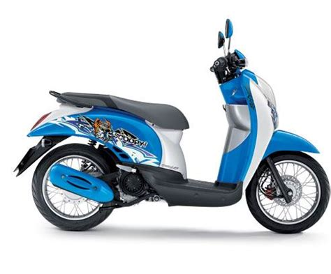 Lu Hid Motor Scoopy modifikasi scoopy putih release date price and specs