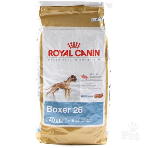 boxer food royal canin boxer food