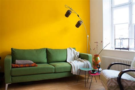 Yellow Walls Living Room by 17 Ethnic Living Room Designs Ideas Design Trends