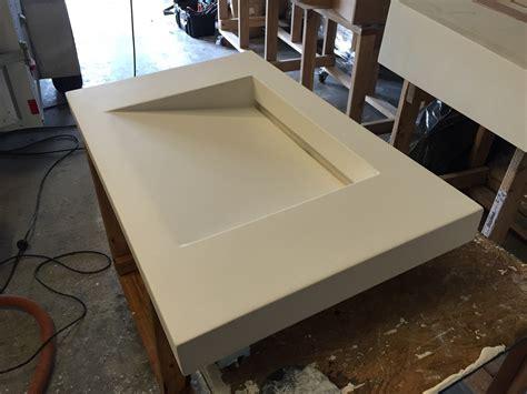 cement bathroom sink concrete sinks vanities salt lake city utah whitestone concrete design