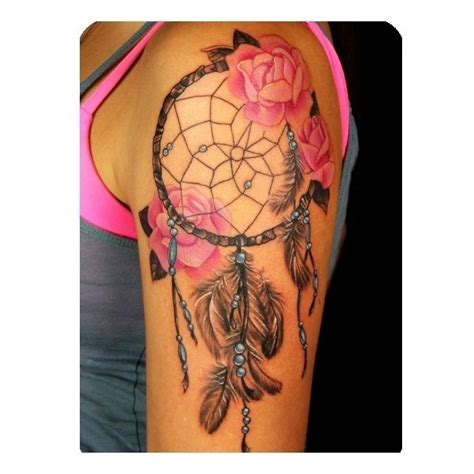 dreamcatcher tattoo location 36 meaningful dreamcatcher tattoo designs dream catcher