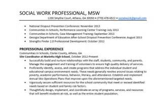 social work cover letter entry level writing a social service cover letter