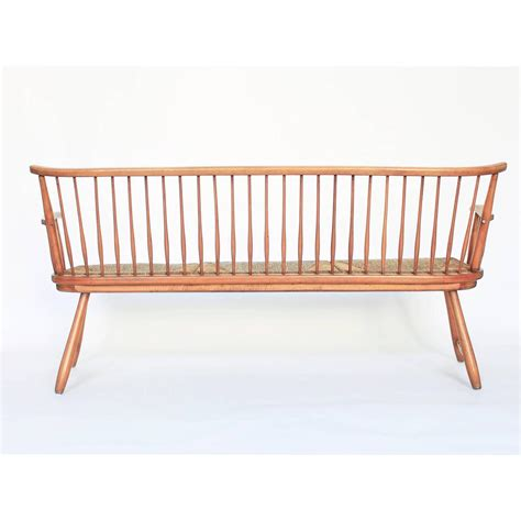 shaker style bench shaker style bench designed by arno lambrecht for sale at 1stdibs