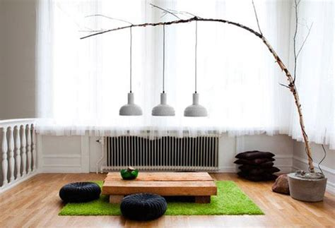Modern Pendant Lighting Dining Room by Tree Branches With Lamps For Room Decorating Inspiring