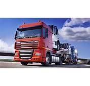 Transport Truck With Trucks  HD Wallpaper Download