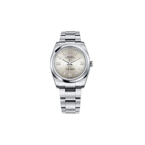 Montre Rolex Oyster Perpetual Date pour femme bracelet acier