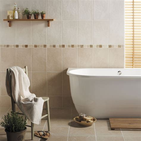 bathroom tiles white and beige simple yellow bathroom