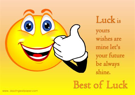 bet of luck best of luck quotes quotesgram