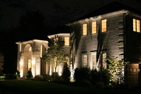 Landscape Lighting Forum Front Yard Landscape Design Bergen County Nj