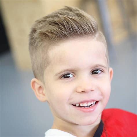 Boy Cut Hairstyle by Now Is The Best Time To Take A Look At The Trendiest Boys