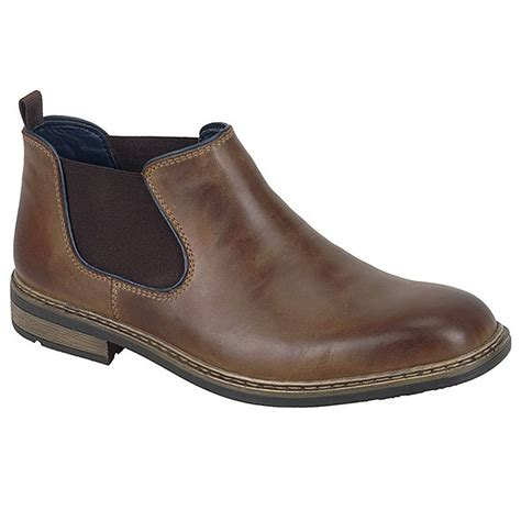 rieker tremor men s wide fit chelsea boots charles clinkard