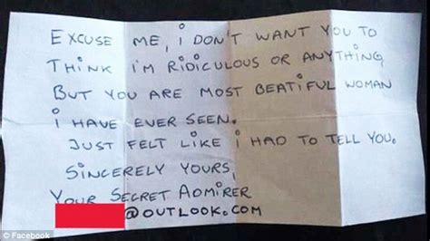 s day secret admirer note secret admirer notes for him www pixshark images