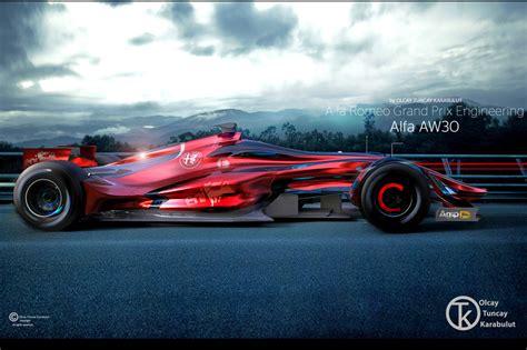 Alfa Romeo F1 by Alfa Romeo F1 Concept At Alfa Romeo F1 Concept