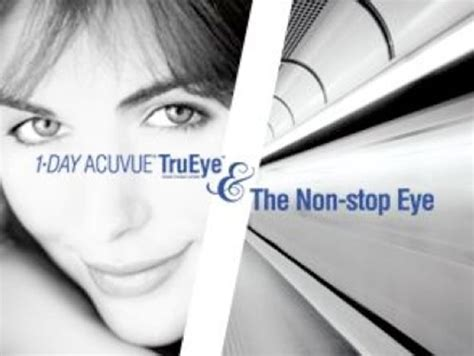 One Day Acuvue Trueye 2305 by The Quot Near No Lens Experience Quot The Eye Center Of
