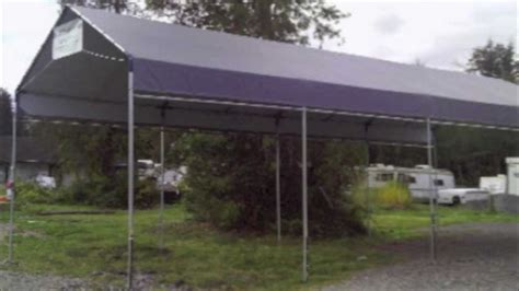 Canvas Carports For Sale carports for sale from aluminum or steel metal to portable carport canopy cover tent kits cheap
