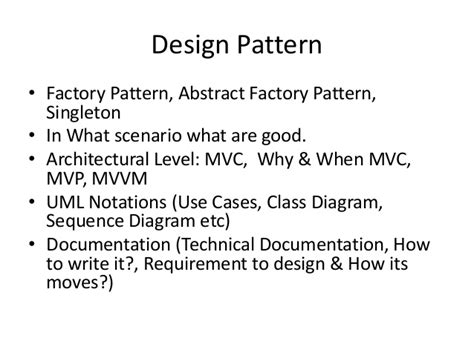 abstract factory pattern dot net tricks net interview levels and you have to know