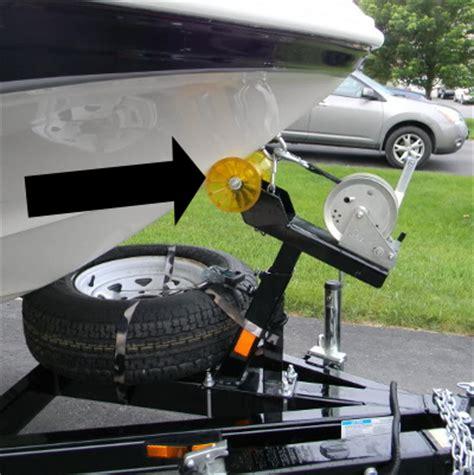 bolt on boat trailer rollers boat latch roller trailer install boat2trailer roller