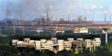 Mba In Vizag Steel Plant by Panel Inspected Rinl Steel Plant For Prime Minister S Trophy