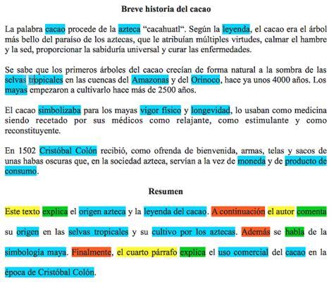 Resumen O Abstract Definicion by Trucos Para Redactar Mejor Un Resumen Educaci 243 N Y Cultura Az