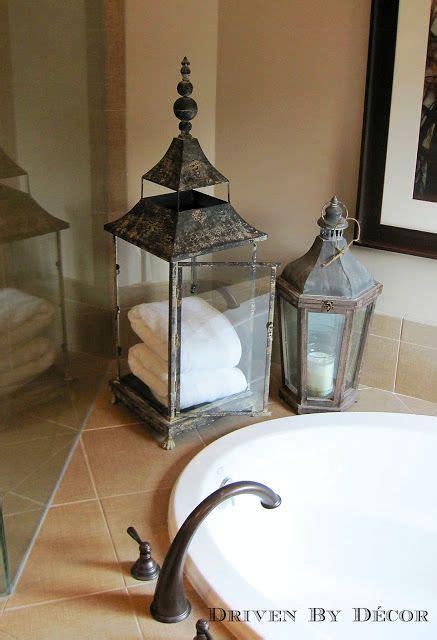 Bathroom Lanterns by House Tour Master Bedroom Bathroom House Tours