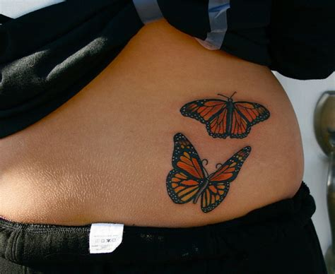 pictures of butterfly tattoos designs monarch butterfly design meaning pictures