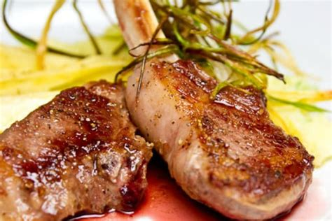 Sunday Bbq Pomegranate Grilled Chops by 100 Grass Fed Loin Chops For Summer Grilling